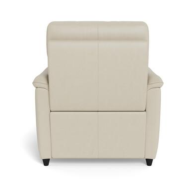 DEXTER Leather Electric Recliner Armchair