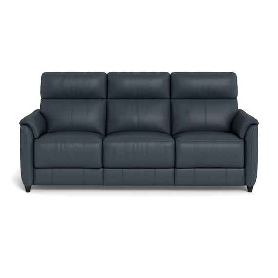 DEXTER Leather Electric Recliner Sofa