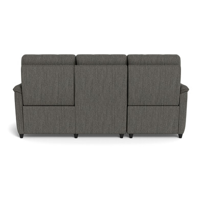 DEXTER Fabric Electric Recliner Sofa