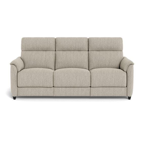 DEXTER Fabric Electric Recliner Sofa