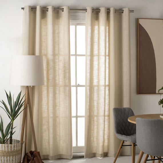 CHASE Sheer Curtain