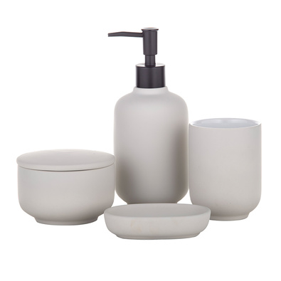 BECKET Bathroom Set