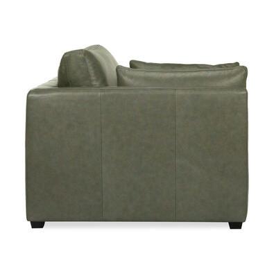 MOMBA Leather Armchair