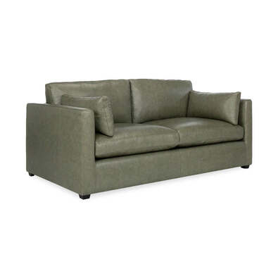 MOMBA Leather Sofa
