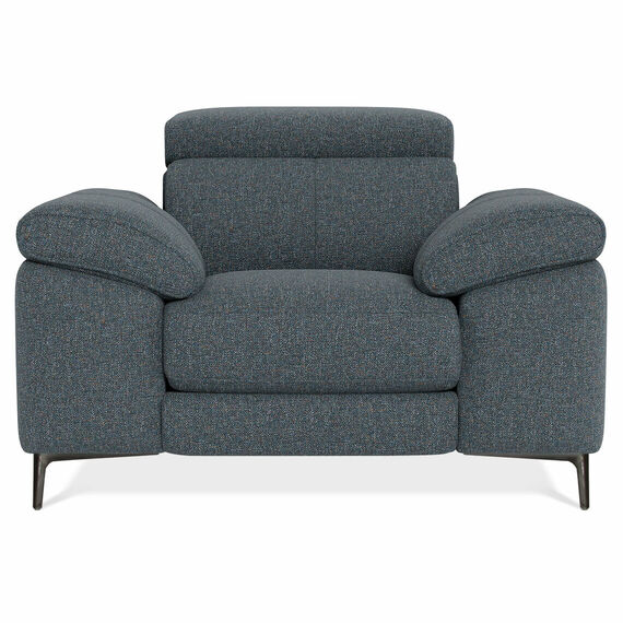 CORA Fabric Electric Recliner Armchair