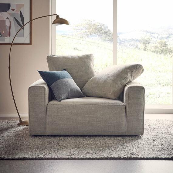 AMBERLEY Fabric Armchair