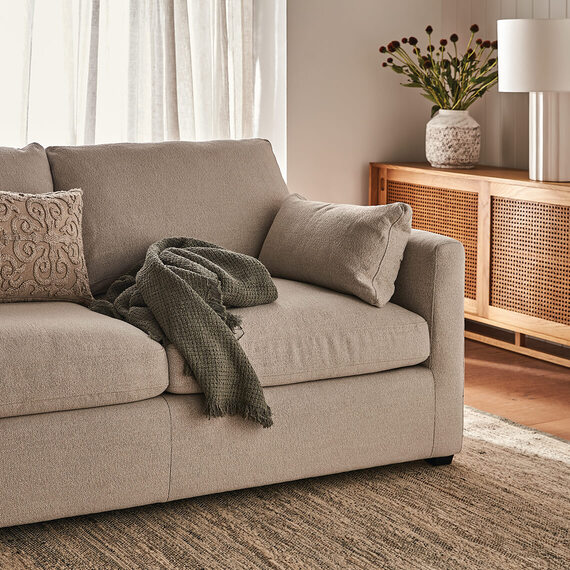 MOMBA Fabric Sofabed