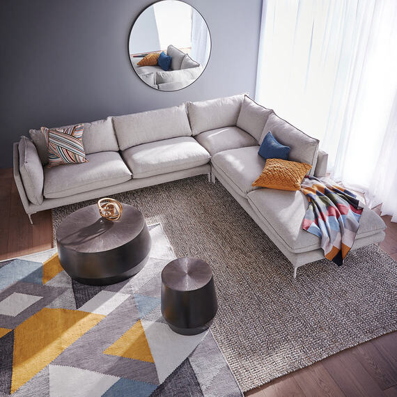 PANAMA Fabric Modular Sofa