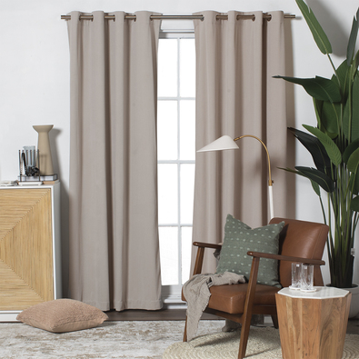 MOLESKIN Blockout Curtain