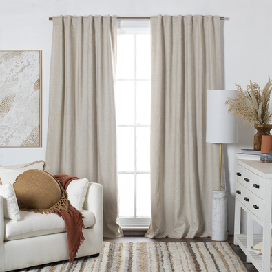 FRENCH LINEN Curtain