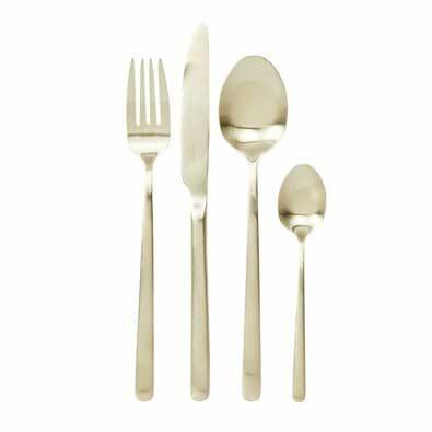 CAMBRIDGE Cutlery Set