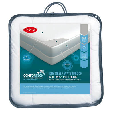 TONTINE COMFORTECH Fitted Mattress Protector