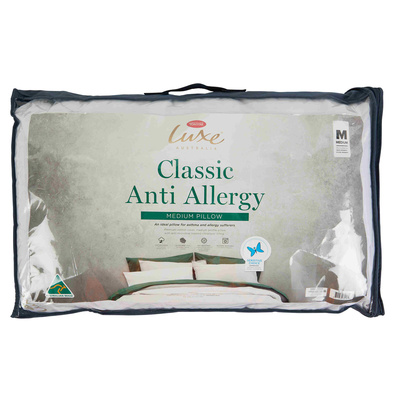 TONTINE LUXE Classic Anti-Allergy Pillow