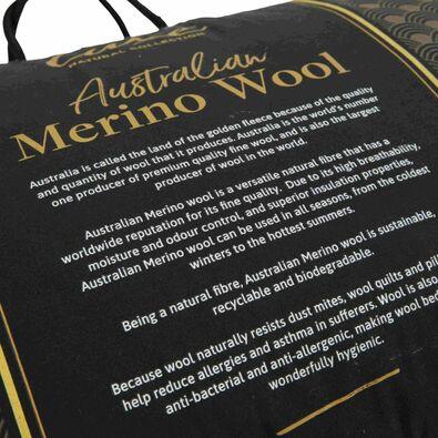TONTINE LUXE Australian Merino Wool Pillow