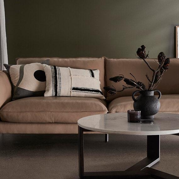 PANAMA Leather Sofa