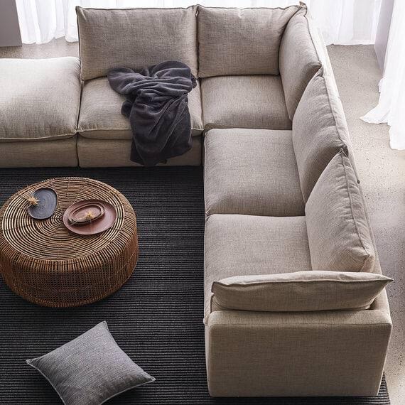 SORRENTO Fabric Modular Sofa