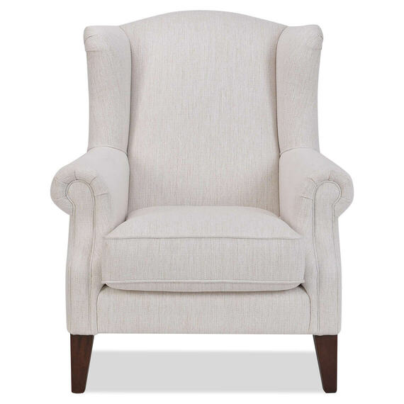 CLASSIC WING Fabric Armchair