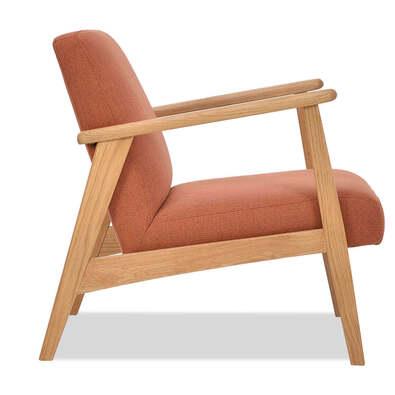 DEN Velvet Armchair