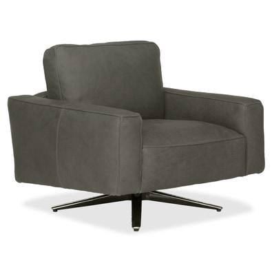 LOLA Leather Swivel Chair