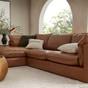 SORRENTO Leather Modular Sofa